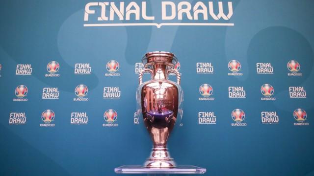Gruppenauslosung für Euro 2020
