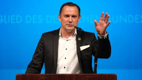 AfD Campaigns In Görlitz In EU Elections