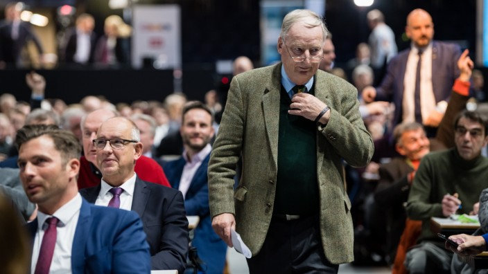AfD Holds Federal Congress To Elect New Leadership