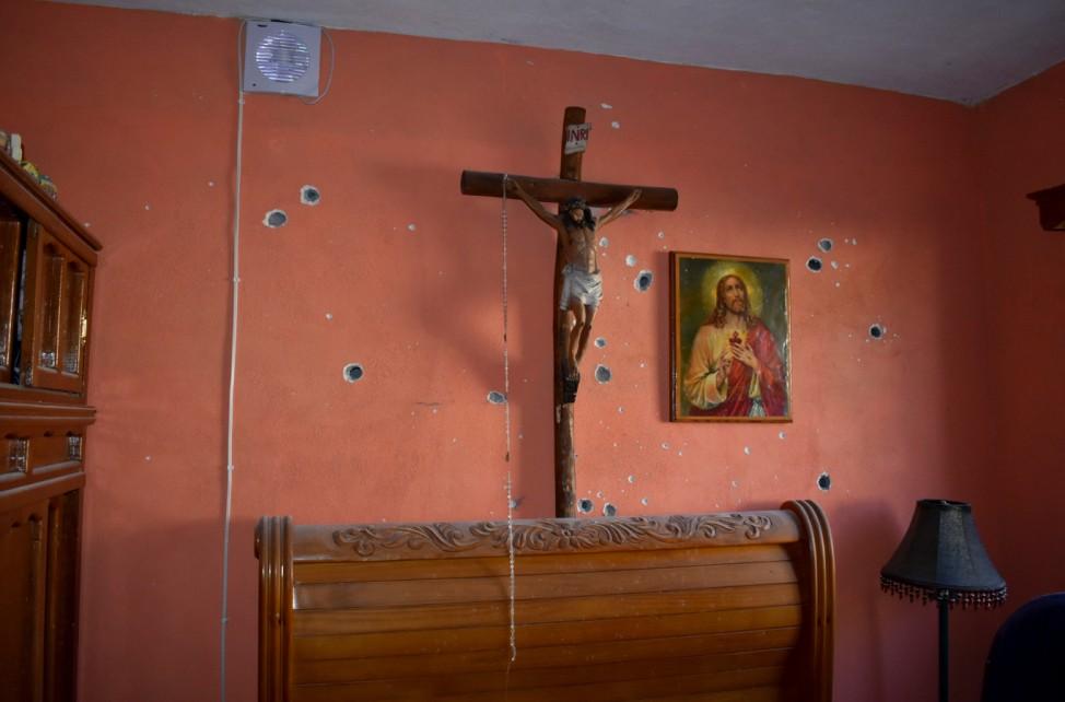 Mindestens 14 Tote bei Gefecht in Mexiko