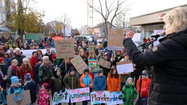 Aktionstag zur Klimarettung