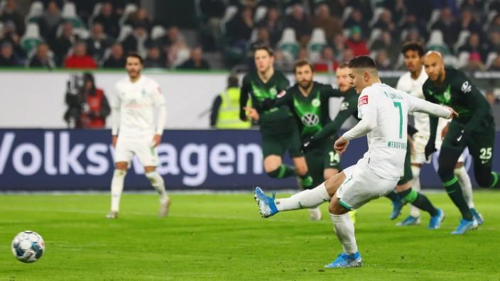 VfL Wolfsburg v SV Werder Bremen - Bundesliga