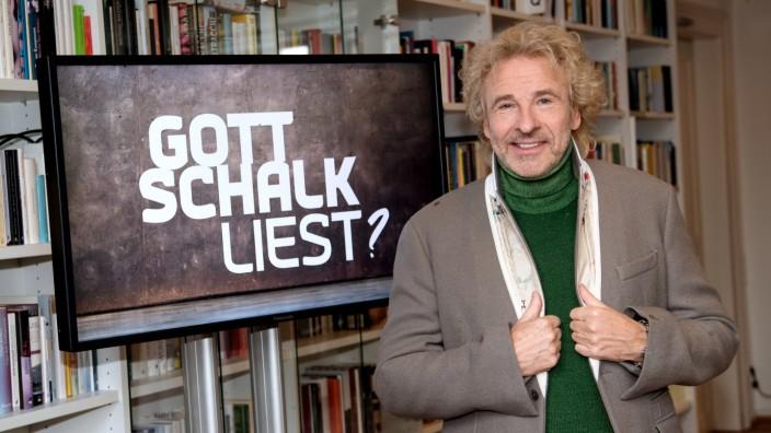 Gottschalk beendet auch Literatursendung