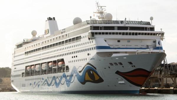 Aida Mira Kreuzfahrt Palma de Mallorca
