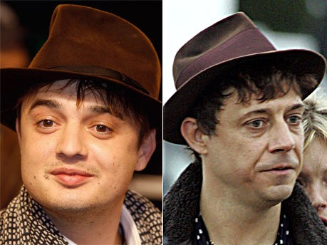 Pete Doherty, Jamie Hince, ddp, Getty Images