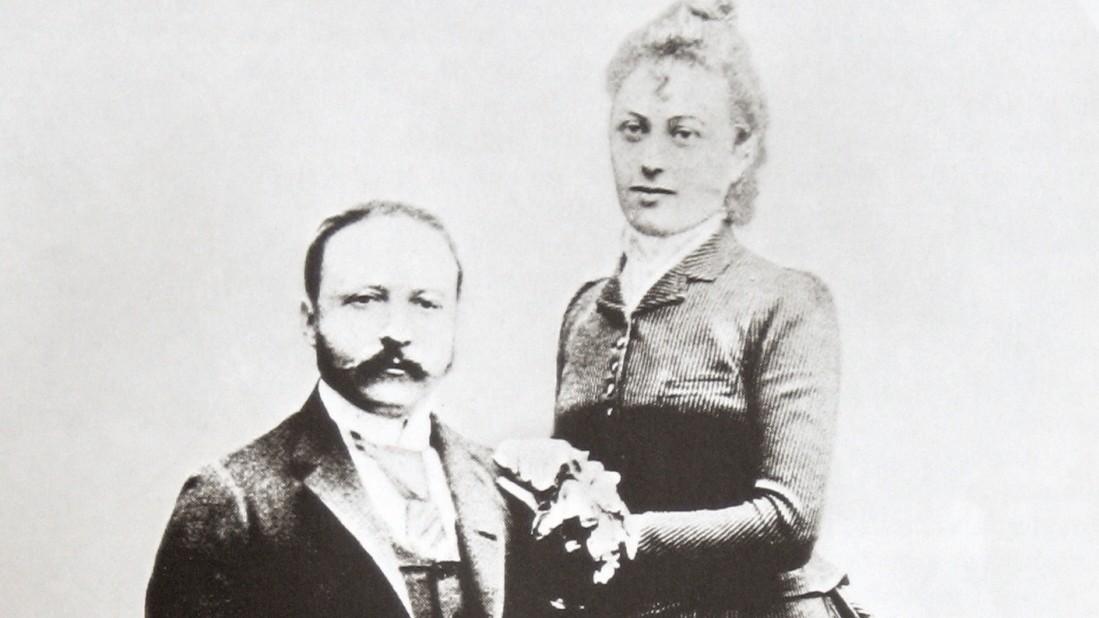 Serie Reisepioniere: Cäsar und Marie-Louise Ritz