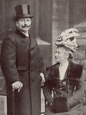 Kaiserpaar 1899