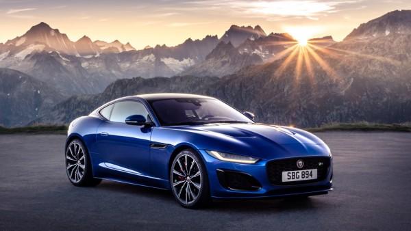 Neues Design, stärkere Motoren: Der neue F-Type von Jaguar