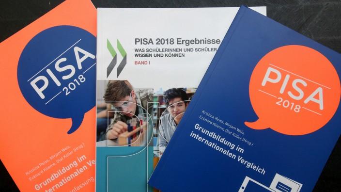 Vorstellung der Ergebnisse der Pisa-Studie 2018