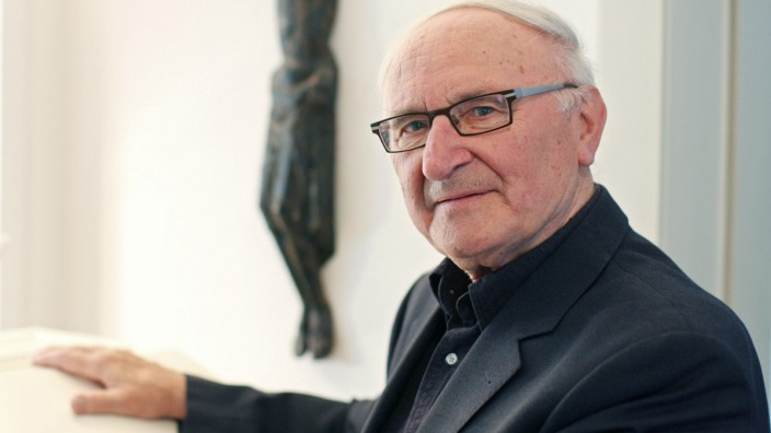Johann Baptist Metz wird 80