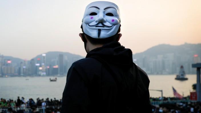Hongkong Proteste London