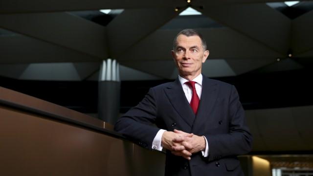 Unicredit SpA CEO Jean Pierre Mustier Interview