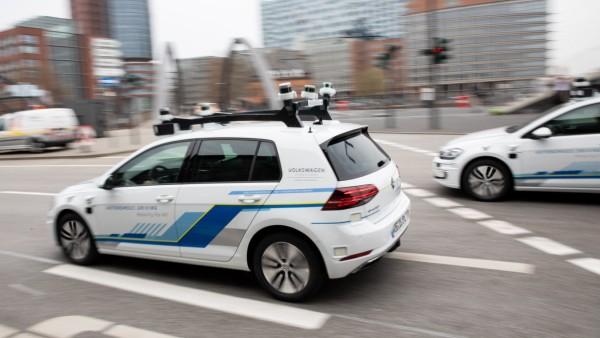 Volkswagen erprobt vollautomatisches Fahren