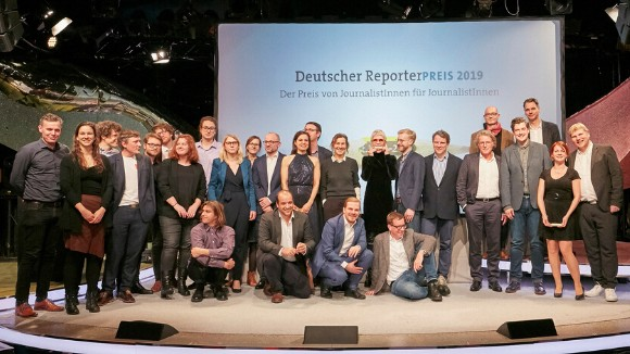 Deutscher Reporterpreis