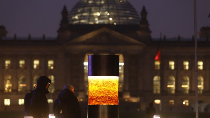 Artists' Collective Claims Memorial Contains Ashes Of Nazi Victims