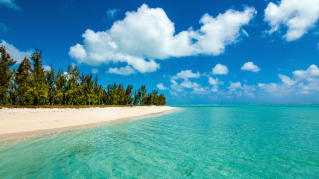 Rodrigues Mauritius Insel Indischer Ozean Fernreise Urlaub Strand Schildkröten