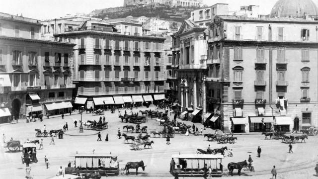 Neapel historisch