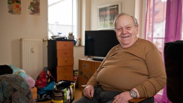 SZ-Adventskalender: Viel Geld hat Gerhard Berger nicht zur Verfügung, dabei bräuchte der Rentner dringend ein paar neue Möbel.