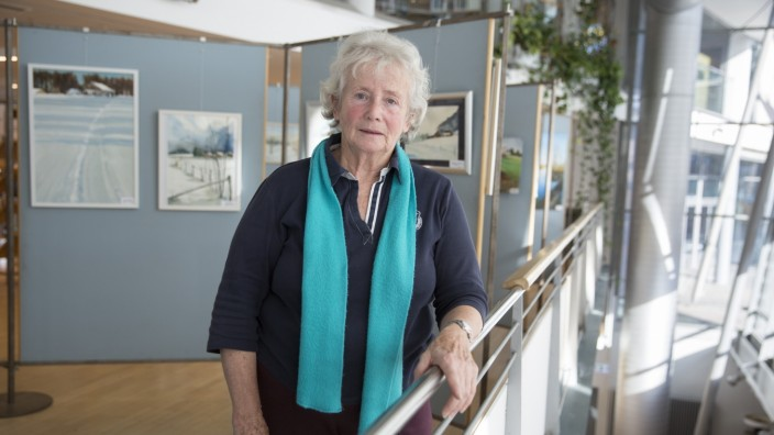 Ursula Gebhard, Künstlerin