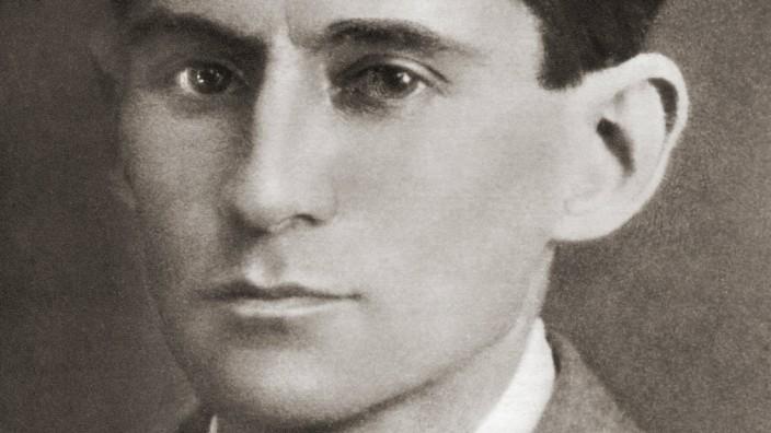 Franz Kafka 1883 1924 German speaking Bohemian Jewish novelist and short story writer After a con