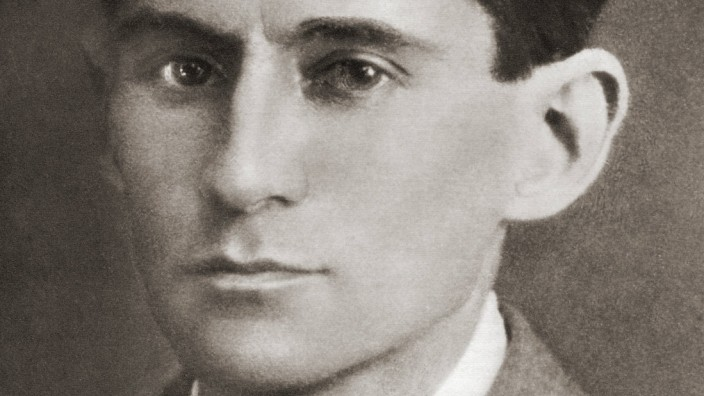 Franz Kafka 1883 1924 German speaking Bohemian Jewish novelist and short story writer After a con