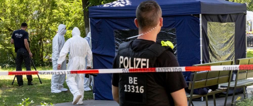 Mord an Georgier in Berlin