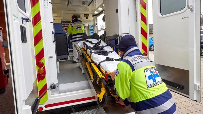Glonn MKT Rettungsdienst