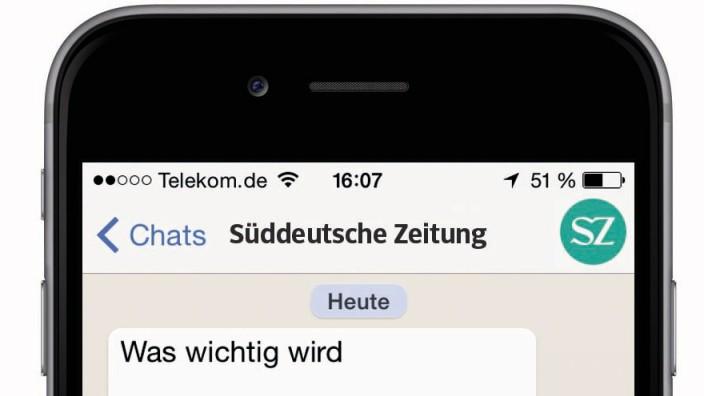 Whatsapp Messenger Newsletter