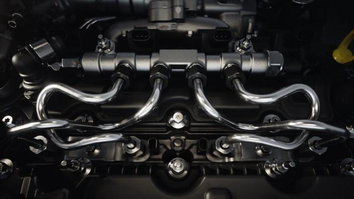 Mazda Diesel Motor