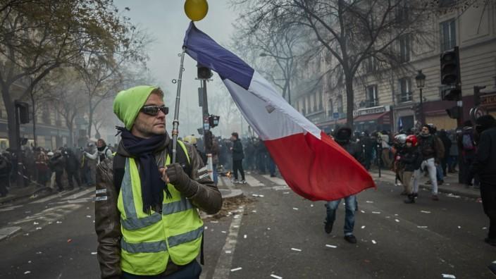Streik in Frankreich 2019