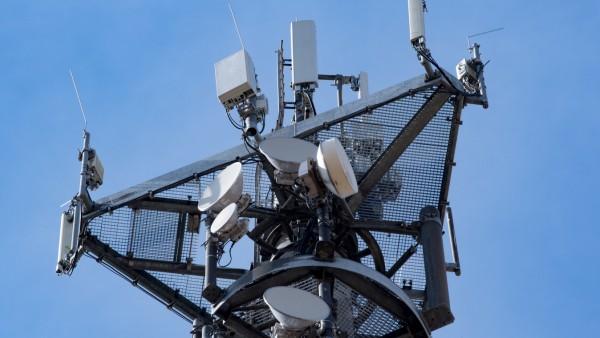 5G - Mobilfunkmast