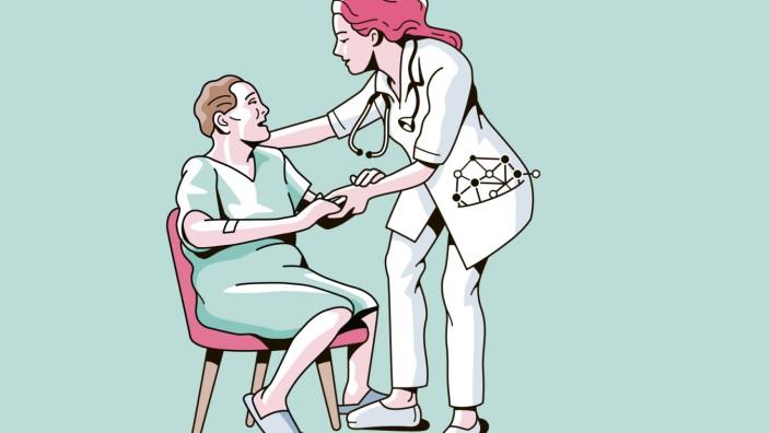 KI in der Medizin - Pro: Mit KI in der Tasche können Ärztinnen ihre Patienten besser behandeln.