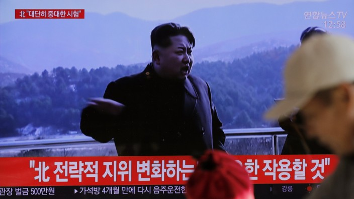 Kim Jong-un, Nordkorea