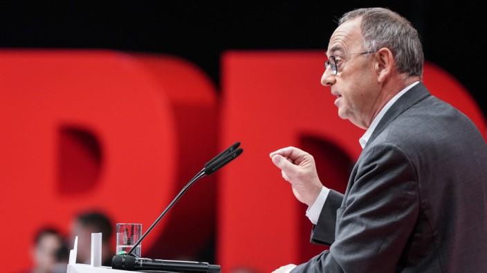Norbert Walter-Borjans, SPD