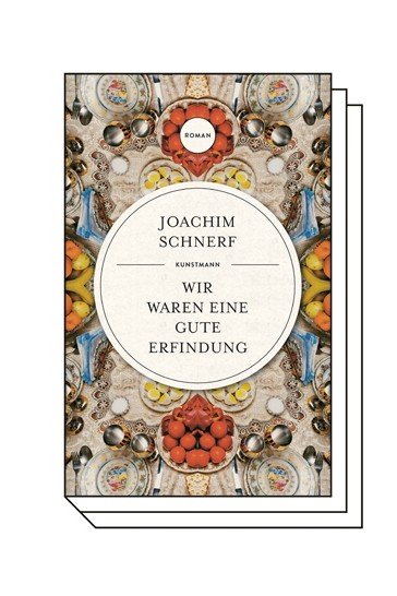 Roman von Joachim Schnerf: Joachim Schnerf: Wir waren eine gute Erfindung. Roman. Aus dem Französischen von Nicola Denis. Kunstmann-Verlag, München 2019. 142 Seiten, 18 Euro.