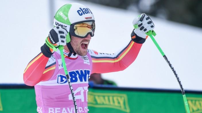 07.12.2019, Birds of Prey, Beaver Creek, USA, FIS Weltcup Ski Alpin, Abfahrt, Herren, im Bild Dominik Schwaiger (GER) /