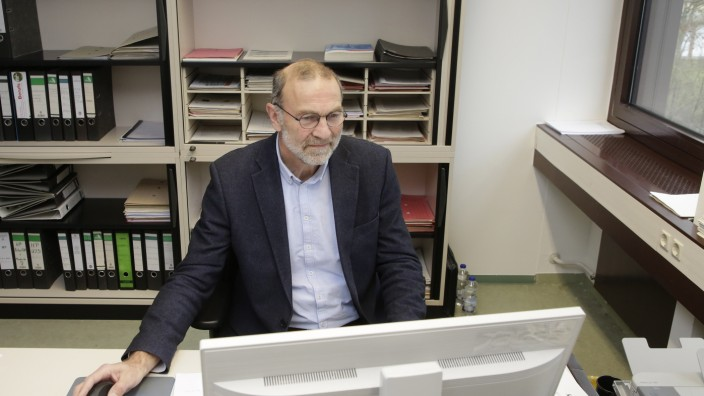 Ausbildungsmarkt: Harald Brandmaier kennt noch die Zeiten, als die Arbeitsvermittler im Außendienst den Betrieben hinterher gelaufen sind und gebettelt haben, dass sie einen Auszubildenden nehmen. Das ist jetzt anders.