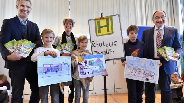 Andechs Erling, Grundschule, MVV Malwettbewerb
