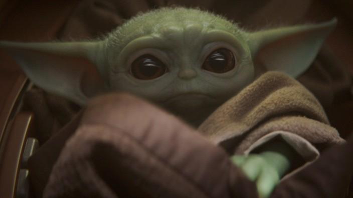 Mandalorian Star Wars Disney Serie