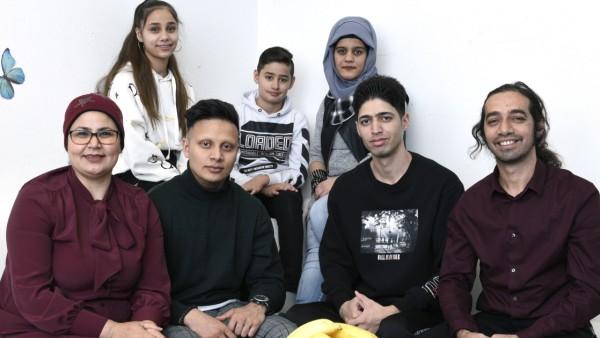 SZ-Adventskalender: Familie Amiri lebt auf engstem Raum