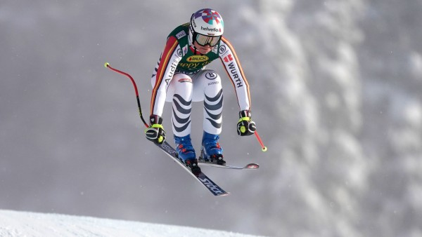 Alpin Ski: 2019/2020 Women's Alpine Ski World Cup - Lake Louise: Super-G (women)