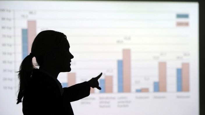 Frauen holen am Arbeitsmarkt auf