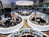 Handelssaal der Frankfurter Wertpapierbörse Deutsche Börse AG Frankfurt am Main Hessen Deutschla