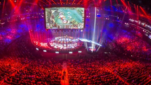 """Im Jahr 2015 lockten die Finals der """"League-of-Legends-Weltmeisterschaft"""" Tausende Zuschauer nach Berlin."""