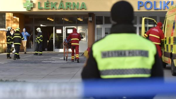 Mehrere Tote nach Schüssen in Krankenhaus