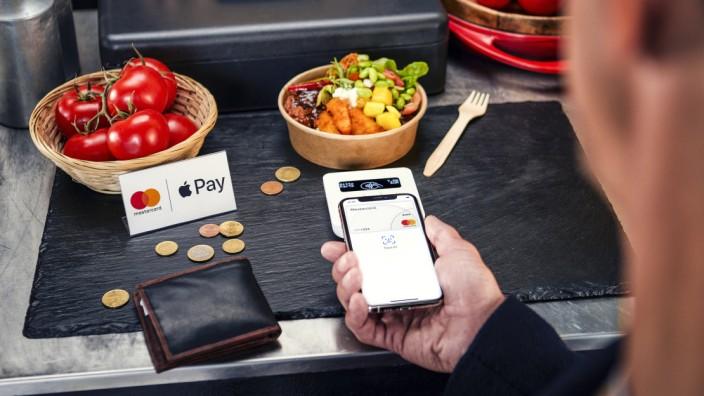 Apple Pay: Mastercard-Inhaber der Sparkassen bezahlen mit iPhone