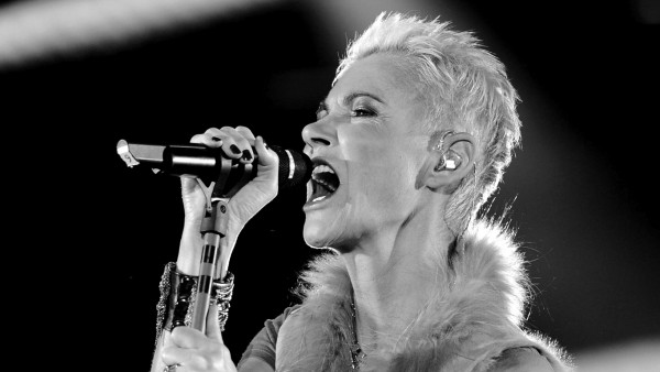 Roxette: Sängerin Marie Fredriksson 2011 in Köln
