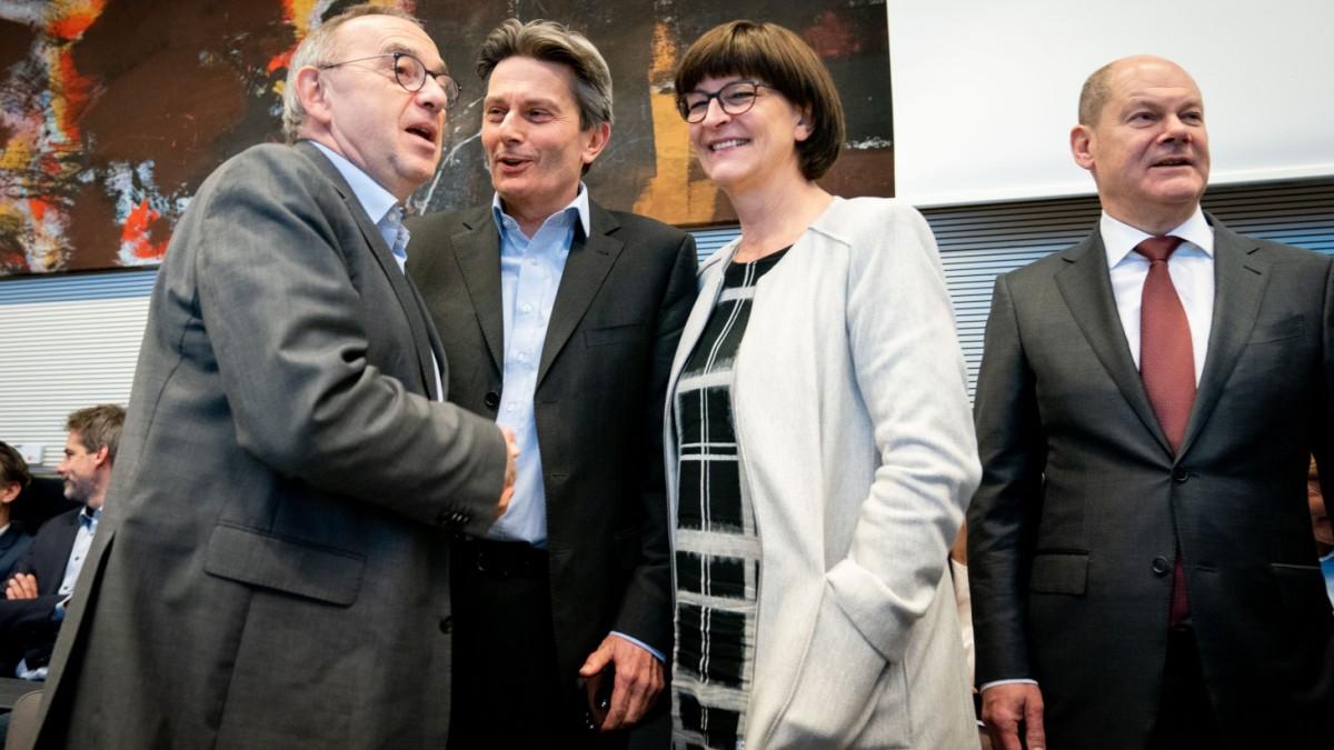Die SPD hat weder Kraft noch Zentrum