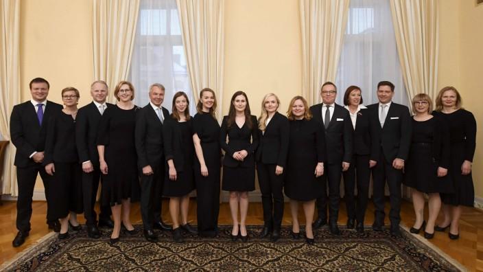 Chancengleichheit in der Politik: In Helsinki haben nun politisch vor allem Frauen das Sagen.