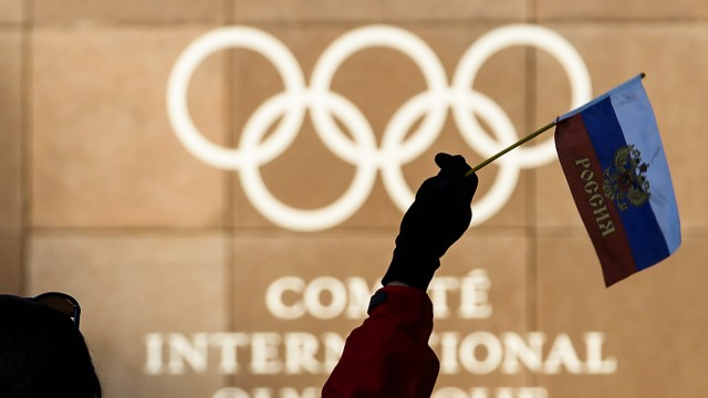 Russlands NOK bereitet sich auf Olympia-Teilnahe in Tokio vor